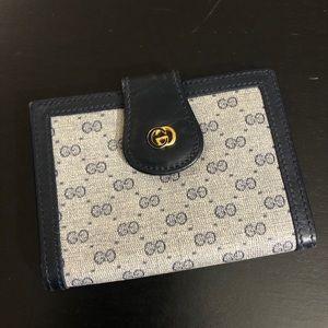 Vintage Gucci Wallet : Mint Condition